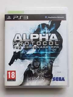 Ps3 Alpha Protocol The Espionage Rpg Game