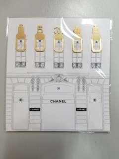 Chanel 書簽 包郵