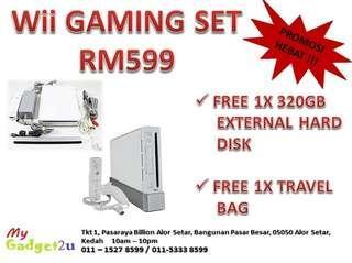 Wii Full Set RM599