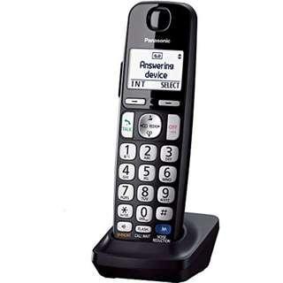 Panasonic KXTGEA20B Digital Cordless Handset for TGE210/230/240/260/270 series