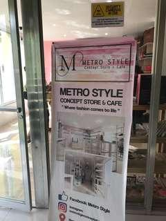 Metrostyle Concept Store