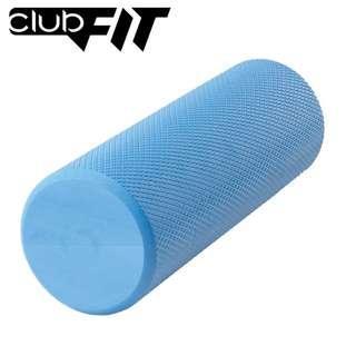 【健魂運動】實心泡棉按摩滾筒-硬度軟(Club Fit-PRO Foam Roller-Soft)