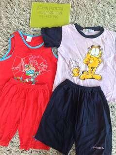 Tom & Jerry, Garfield