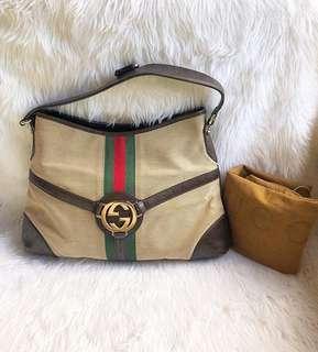 100% authentic Gucci shoulder bag
