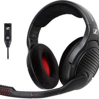 Brand New Sennheiser PC373D Gaming Headset