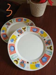🚚 琉璃瓷餐盤二入