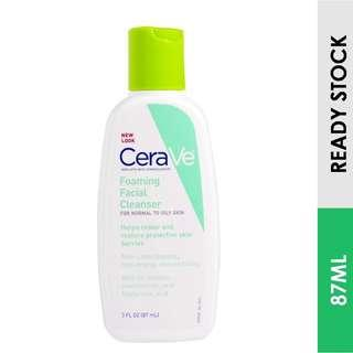 CeraVe Foaming Facial Cleanser (87 ml)