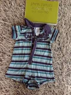 Baby Guess romper