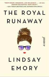 The Royal Runaway by Lindsay Emory