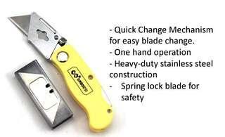 GDS Foldable Penknife