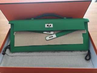 Authentic Hermes KellyCut