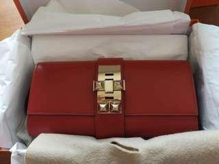 Authentic Hermes Clutch