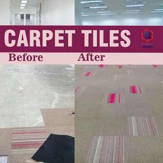 Carpet Tiles - The Great #Advice for #Comfort