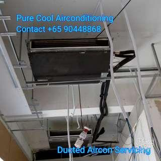 Commerical - Aircon Servicing/Ducting/Installation/Relocation/Dismantling