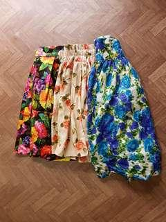 SALE Take All Floral Overload