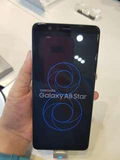 Samsung a8 star bisa cicilan