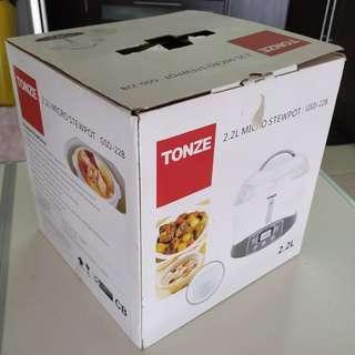 Tonze 2.2L Micro Stewpot