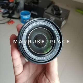 Fujifilm Fujinon XC16-50mm f/3.5-5.6 OIS II