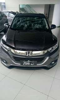 All New Hrv e cvt