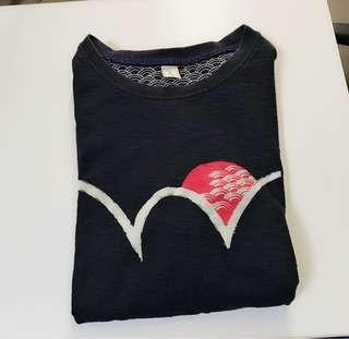 🚚 ❤️edwin短袖T恤尺寸S❤️