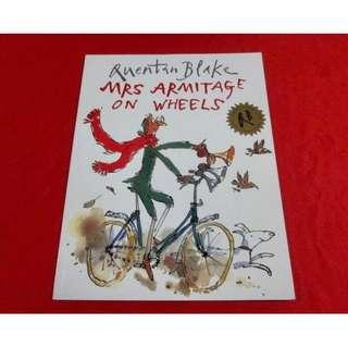 Mrs. Armitage on Wheels by Quentin Blake