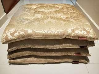 Seat Cushions for Sale (set of 4)