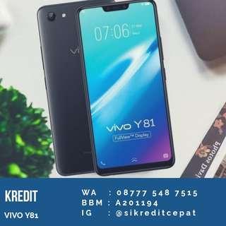 Vivo Y81 3/32 bisa kredit loh