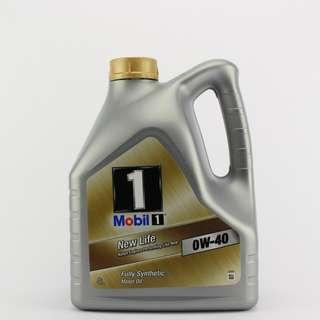 Shell , Castrol ,Mobil , Valvoline , Total , BMW 偈油