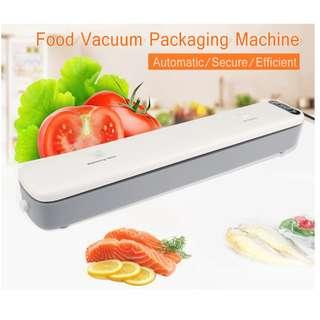 AUTOMATIC ELECTRIC SEALING MACHINE VACUUM PACKAGE DOMESTIC KITCHEN TOOL