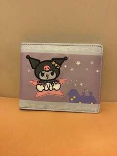 Sanrio Kuromi wallet 銀包