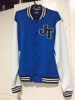 Jagthug varsity jacket