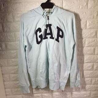 Gap jacket with hoodie