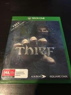 Thief - Xbox one game - great condition