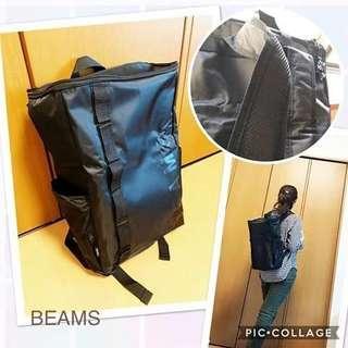 Beams 日本雜誌 背包 肩背包 背囊 返工袋 休閒包 運動包 旅行袋