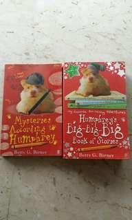 Humphrey story books