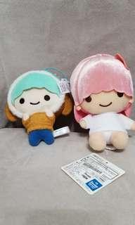 Sanrio Little Twin Stars TS 公仔 $60/1 全要$100