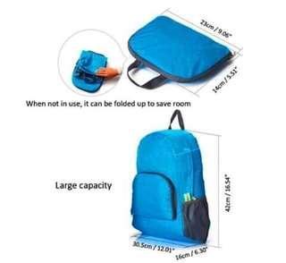 Bag packs