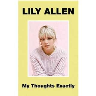 (Ebook) My Thoughts Exactly - Lily Allen