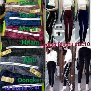 Legging Suede Import