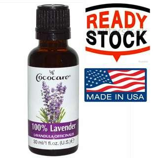 Cococare (#Young Living #Now) 100% Pure Lavender Essential Oil (30ml) Made in USA