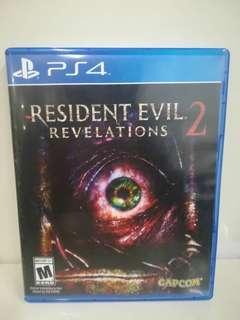 Resident Evil Revelations 2 (R All)