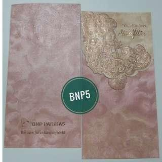 BNP5 - 2017 BNP Paribas' Sampul Raya / Angpow packet