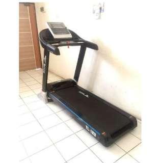 Treadmill Elektrik TL 123 Tredmil electrik Tredmill Electric Ready Stock