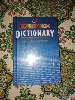 Ladybird Dictionary (with illustrations)