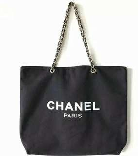 Chanel authentic chain tote
