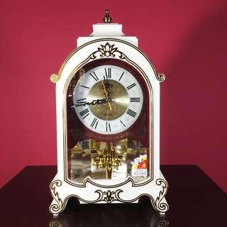 Citizen Musical Alarm Clock-Mechanical Winding