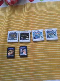 second hand 3DS/Psp Game