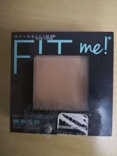 Maybelline Fit Me Matte + Poreless Natural Tan