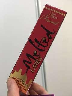 Too Faced Melted Latex - I'm Bossy