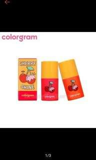 On sale colorgram oil pop tint ( korean brand )